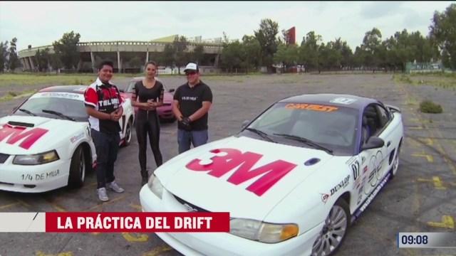 la practica del drift