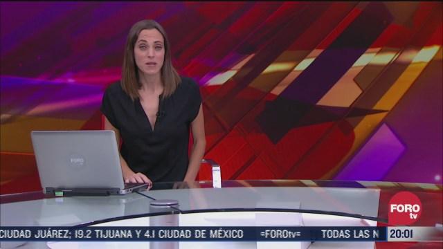 Las Noticias Ana Francisca Vega Programa Completo Forotv 8 Septiembre 2020