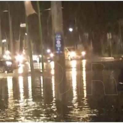 Activan Alerta Púrpura por fuertes lluvias en tres alcaldías de la Ciudad de México