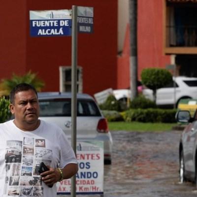 Granizada deja afectaciones en colonias de Puebla
