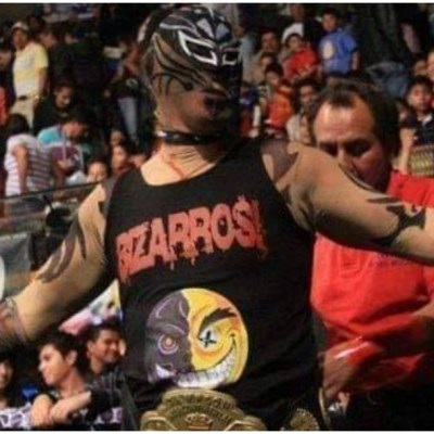 Muere el luchador Taboo, era hermano de La Parka