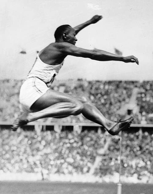 Luz Long ayudó a Jesse Owens a bañarse de oro en los Juegos Olímpicos de Alemania en 1936