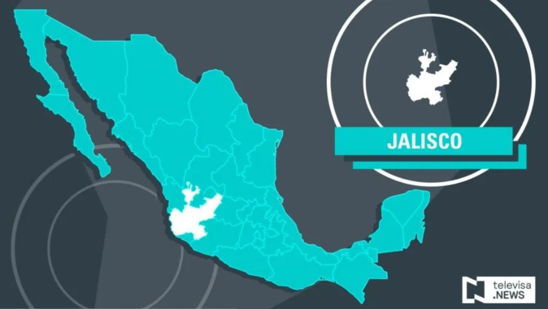 Mapa de Jalisco