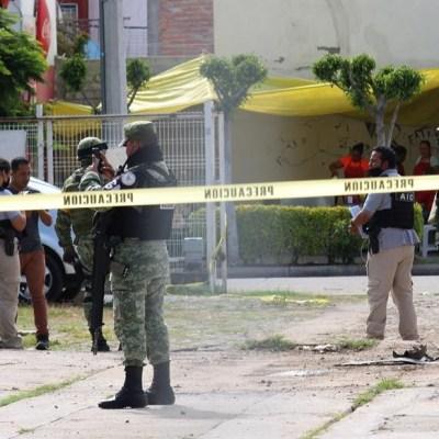 Matan a cinco personas durante funeral en Celaya, Guanajuato