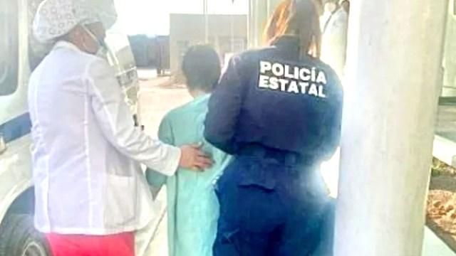 Rescatan a dos menores con autismo, maltratados y con desnutrición, en San Luis Potosí