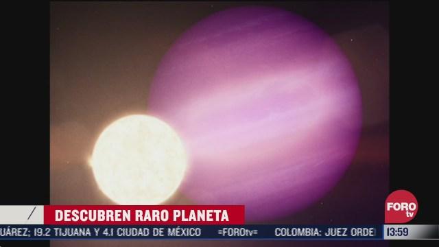 nasa descubre planeta que orbita alrededor de estrella enana blanca