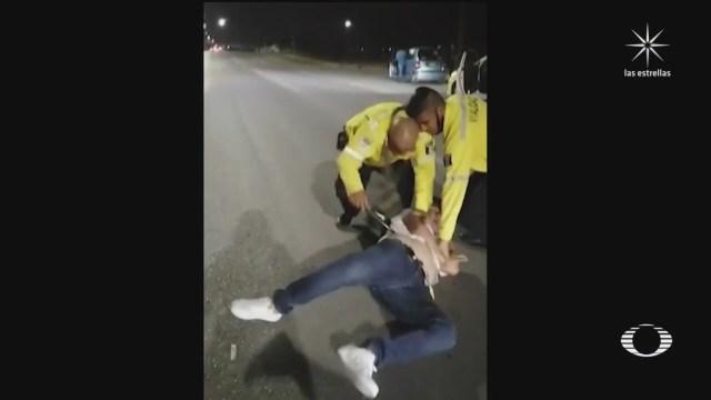 Difunden abuso policiaco en alcoholímetro de Torreón