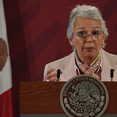 Gobernación pide desocupar edificio de CNDH tras diálogo con mujeres