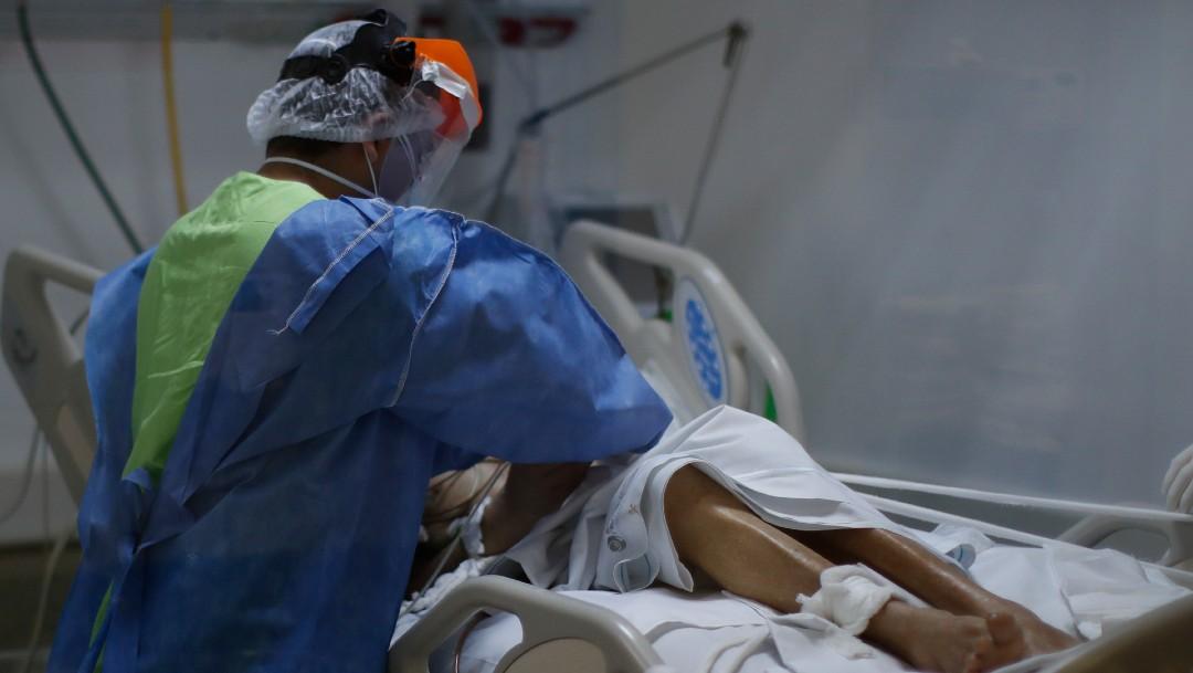 Paciente en Argentina con coronavirus