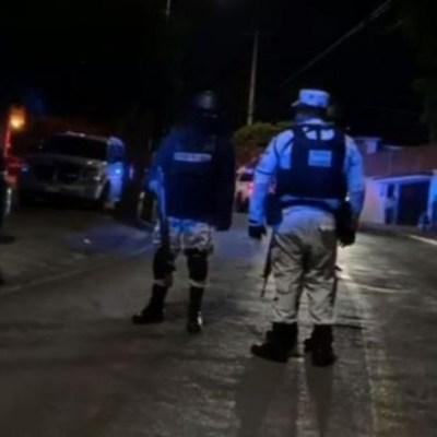 Sube a ocho la cifra de muertos en ataque armado durante velorio en Cuernavaca
