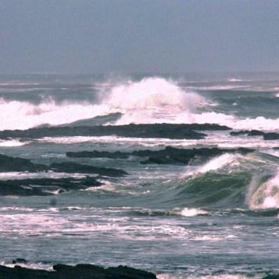 Por avance del tifón Haishen cancelan más de 500 vuelos en Japón
