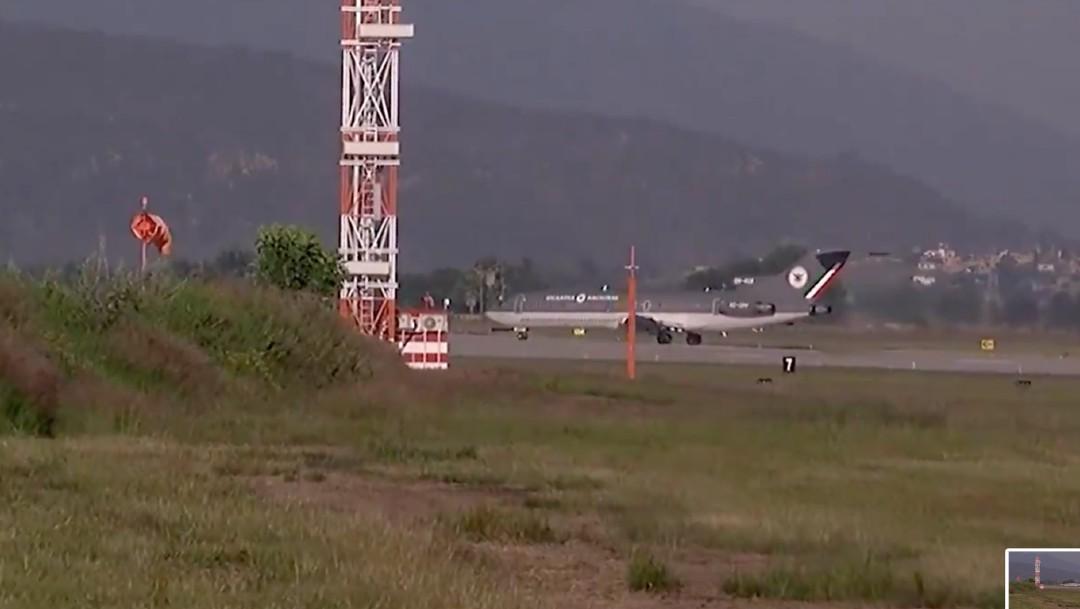 Realizan segundo traslado de reos de Puente Grande, Jalisco, a otros penales federales