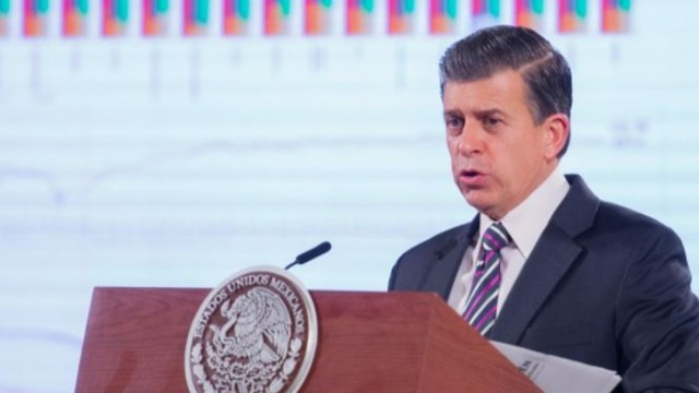 Ricardo Sheffield Padilla, titular de la Profeco