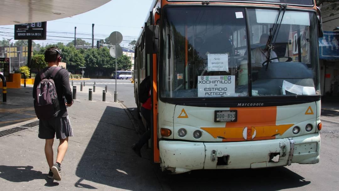 La Red de Transporte de Pasajeros (RTP) modificó tres rutas por el inicio de operaciones de la Línea 5 del Metrobús; se incorporan a recorridos en Tulyehualco