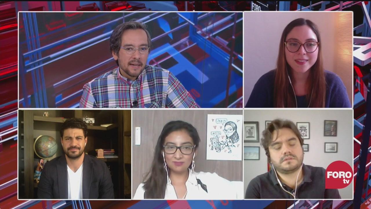 santiago nieto presenta evaluacion nacional de riesgos El análisis en Punto y Contrapunto