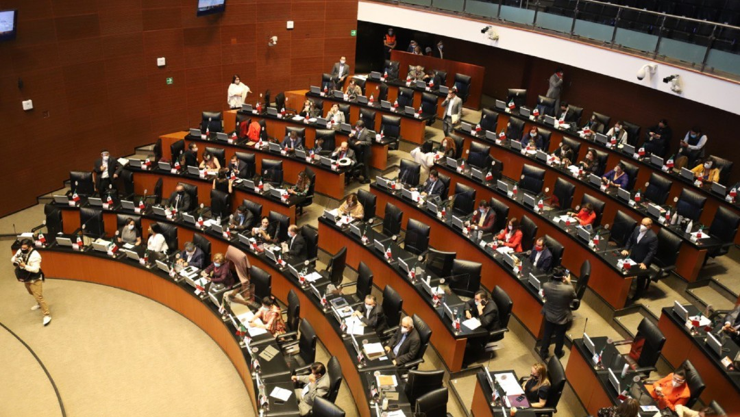 Senado inicia glosa del Segundo Informe Presidencial; reconoce labor de Ebrard ante la pandemia