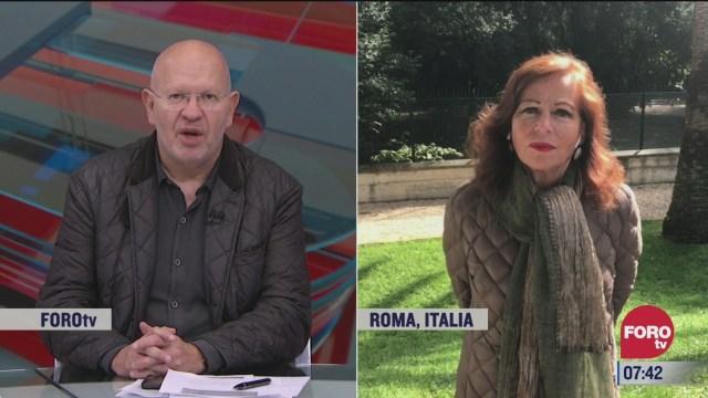 situacion del covid 19 en italia