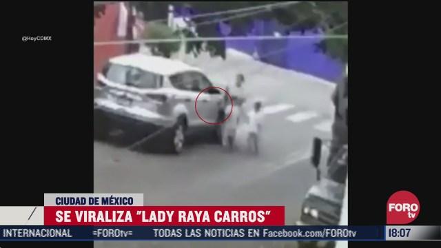 surge lady raya carros en azcapotzalco