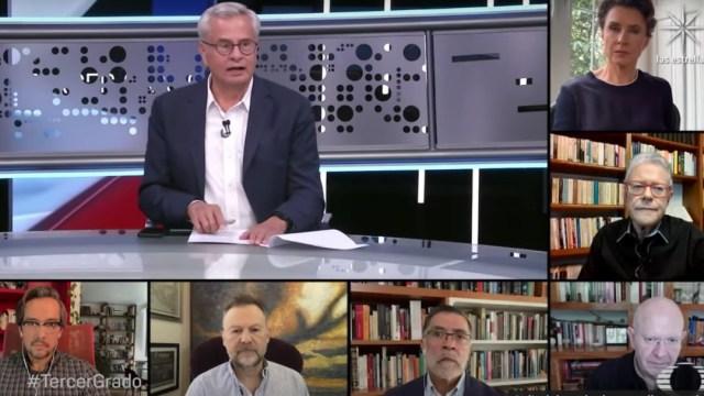 Video: Consulta ciudadana para enjuiciar a expresidentes y las instituciones de Gobierno, en Tercer Grado
