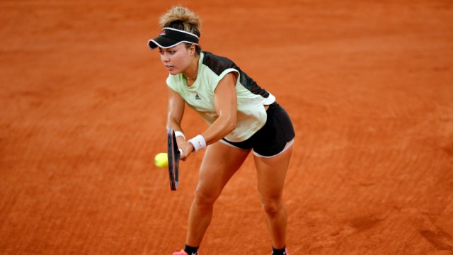 Termina el sueño de la mexicana Renata Zarazúa en Roland Garros en su cumpleaños