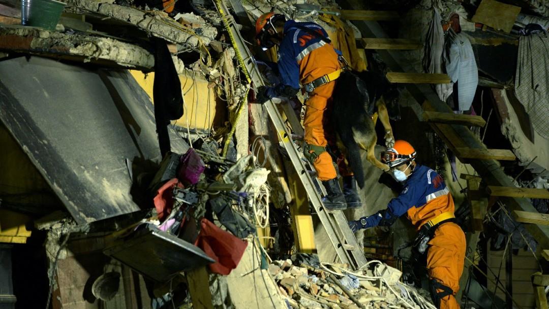 Terremoto del 19 de septiembre de 2017 en la Ciudad de México