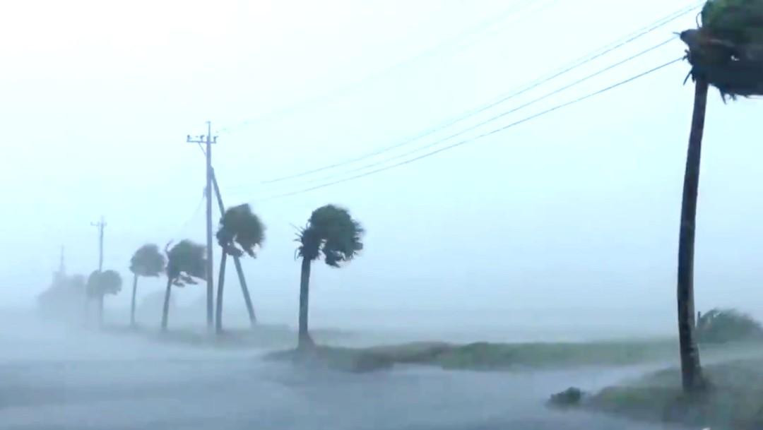 Tifón Haishen toca tierra en Corea del Sur tras azotar Japón