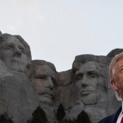 13 momentos en la presidencia de Donald Trump que pasaron a la historia