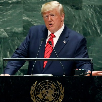 Trump no hablará en persona ante la Asamblea General de la ONU