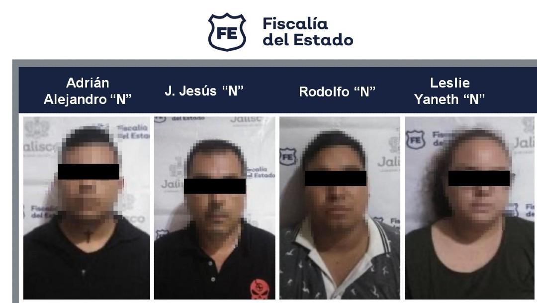 Vinculan a proceso a cuatro policías de Casimiro Castillo, Jalisco, por desaparición forzada
