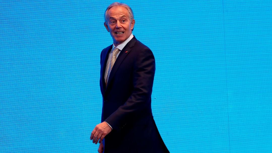 Acusan a Tony Blair de saltarse la cuarentena en el Reino Unido