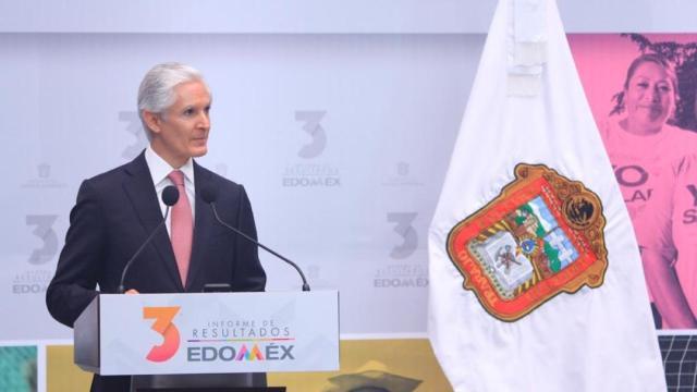 Alfredo Mazo Tercer Informe Gobierno