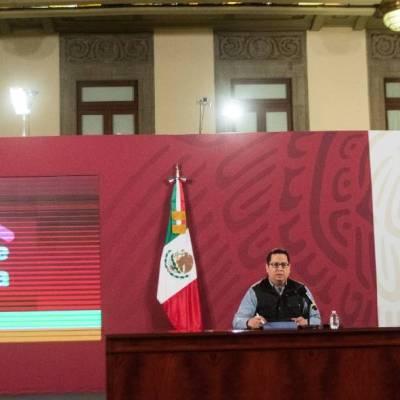 Alomía descarta contagios de COVID-19 en Senado tras sesión en Xicoténcatl