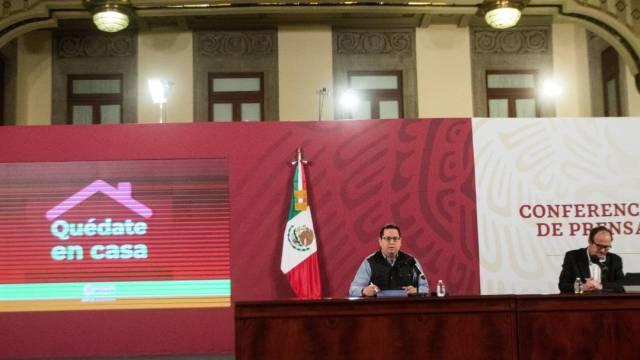 El director de Epidemiología, José Luis Alomía, dijo que no hay evidencia de que los contagios en el Senado se hayan dado en la sesión del 20 de octubre