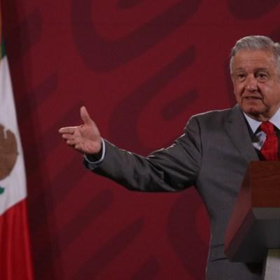 AMLO felicita a Bolivia por elegir a un presidente del movimiento de Evo Morales