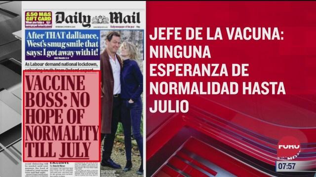 analisis de las portadas nacionales e internacionales del 14 de octubre del