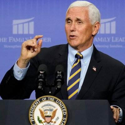El vicepresidente de EEUU, Mike Pence, da negativo a COVID-19