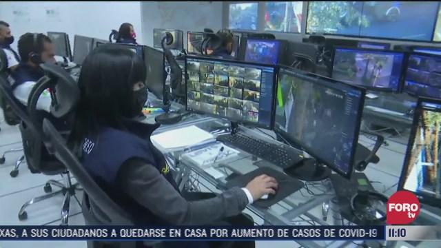asi opera el centro de monitoreo y atencion a emergencias