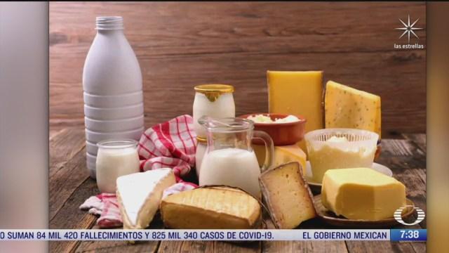 autoridades mexicanas prohiben venta de varias marcas de queso y yogurt