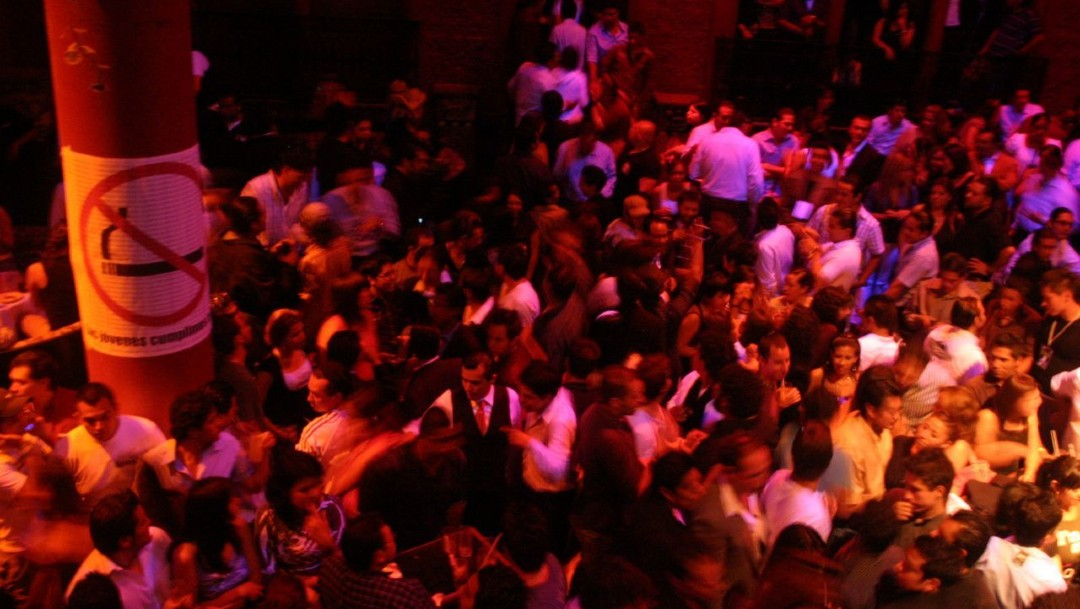 Bar en la Ciudad de México