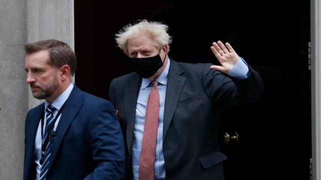 """Boris Johnson se muestra """"optimista"""" de alcanzar un acuerdo con la UE"""