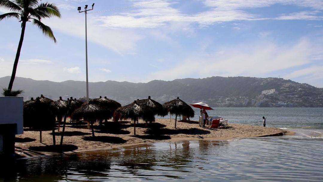 Turistas de Acapulco protegidos por CAPTA