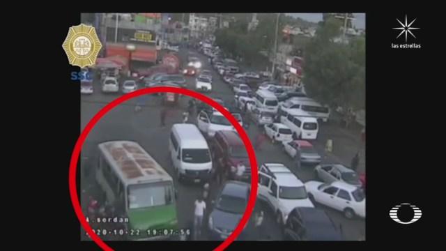 capturan a 14 extorsionadores en xochimilco cdmx