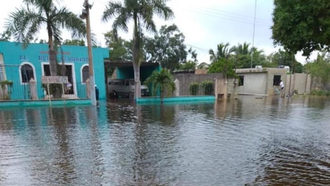 Comunidades mayas siguen sufriendo estragos del huracán 'Delta