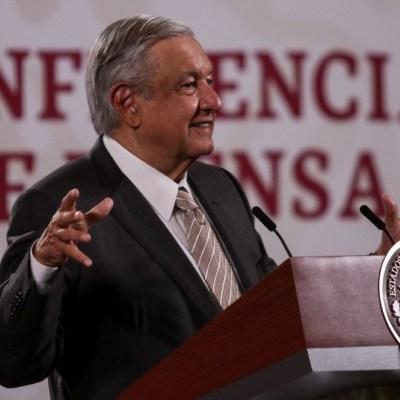 Conferencia matutina de López Obrador