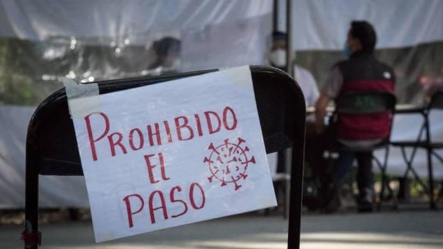 La Secretaría de Salud informó que México se mantiene en 86 mil muertes por coronavirus