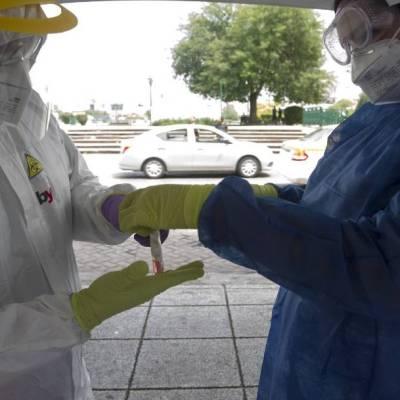 La Secretaría de Salud reportó que México llega a las 91 mil 753 muertes por COVID-19 con 924 mil 962 casos acumulados