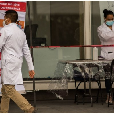 México suma 83 mil 945 muertos y 821 mil 045 casos confirmados de COVID-19