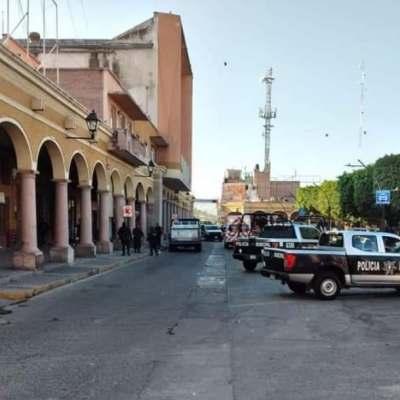 Fallece custodio en Cortazar, por asalto a camioneta de valores