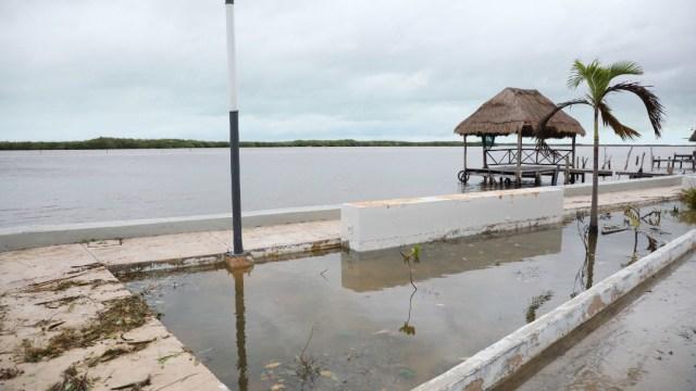 Suspenden-clases-en-Yucatán-por-huracán-Zeta