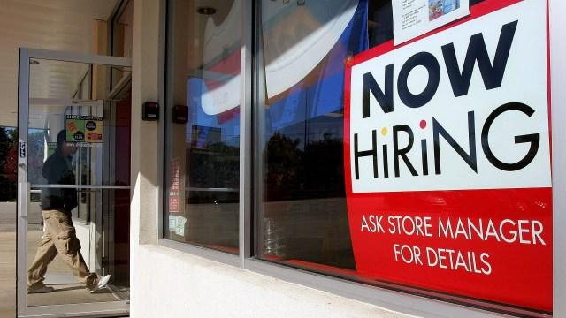 El índice de desempleo en Estados Unidos bajó al 7.9 % en septiembre